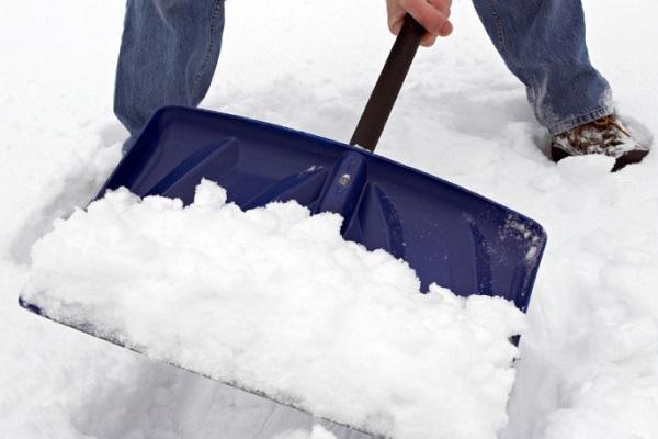 Shoveling Snow #2