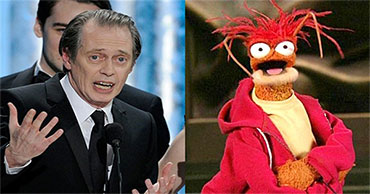 Celebrities Who Look Exactly Like Puppets