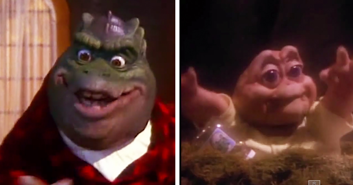 He Spent Three Full Days Creating A Dinosaurs  vs Notorious B.I.G. Mashup. The Result Is Perfect  Copy