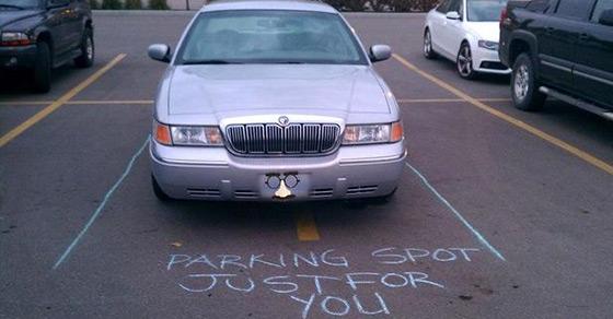 Facebook-revenge-parking