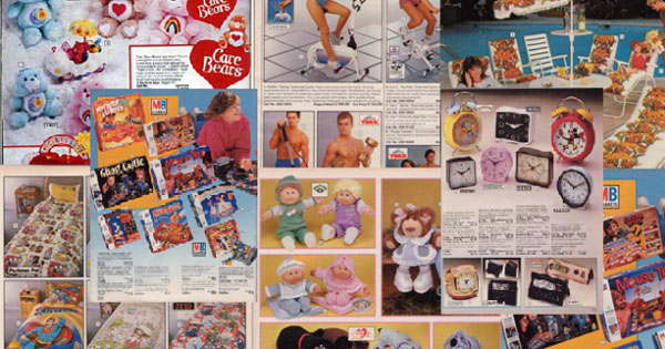 These 26 things everyone desperately wanted from the Argos catalogue in the 1980s