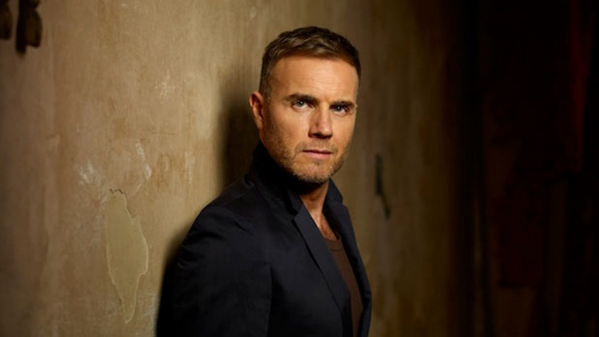 Don't Knock On This Door… Unless You're Gary Barlow