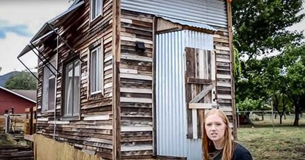 tiny barn house. This Couple Made A Barn-Like Tiny House For Reasons That Are Changing The World Barn E