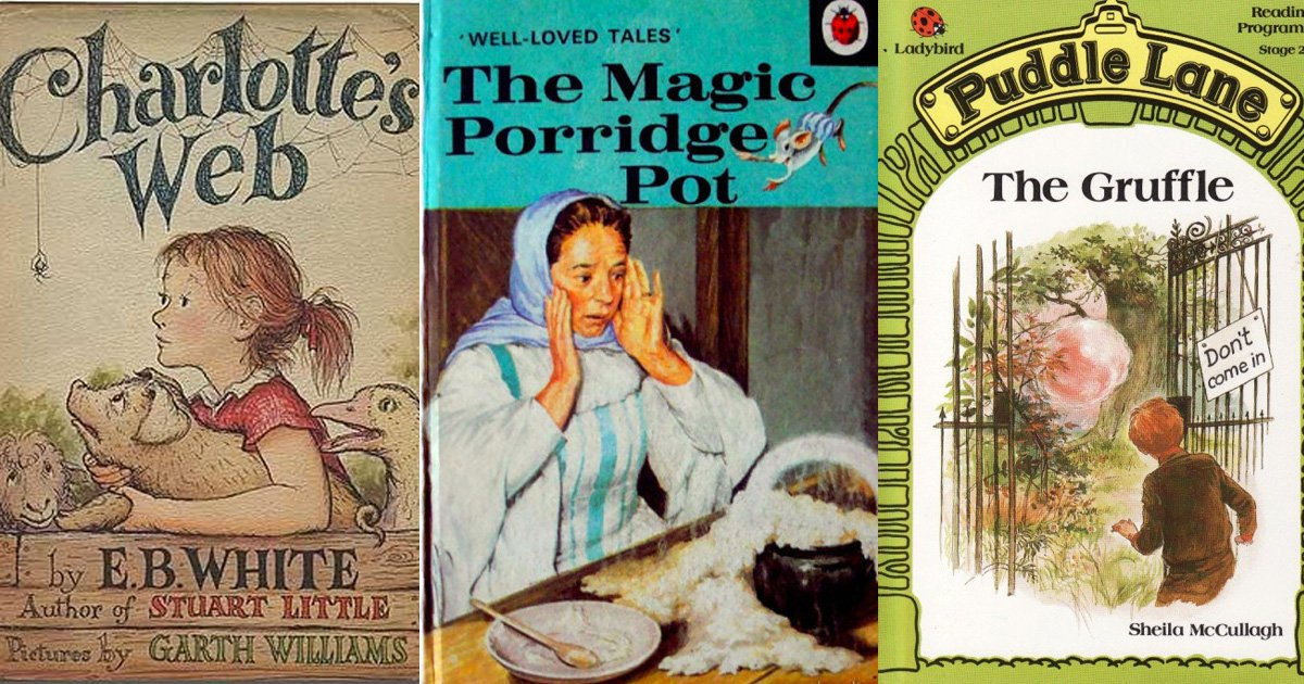14 Books That Shaped Every 80s Kids Childhood Copy