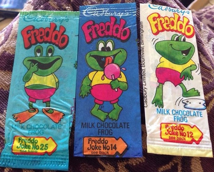 14 sweets and treats all 80s children used to love