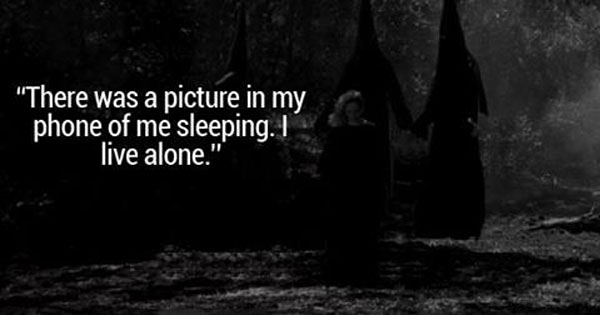 These 2-Sentence Horror Stories Will Send Shivers Down Your Spine