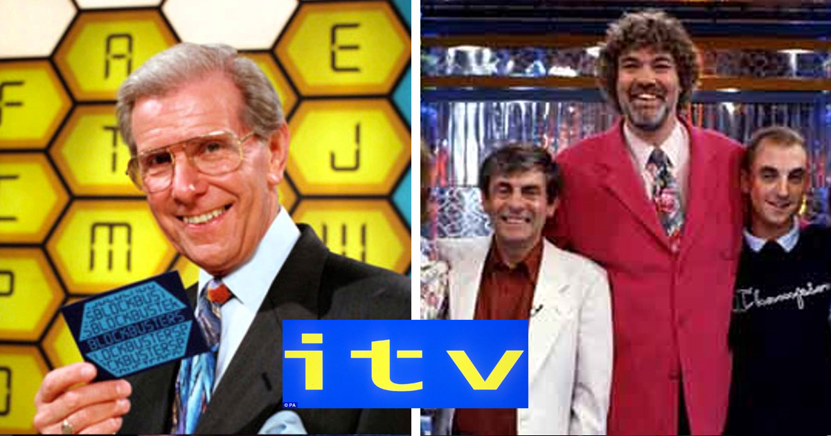 TEST YOURSELF: Can You Name All 40 Classic ITV Shows From Just One Clue