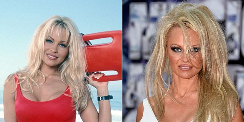 28 Pictures Of The Baywatch Beauties And What Theke-now-is-incredible-read-more-at-y Look Like Now is Incredible