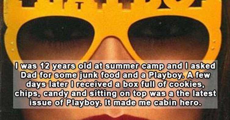 The Coolest Thing You Ever Saw Your Mom Or Dad Do (17 Photos)