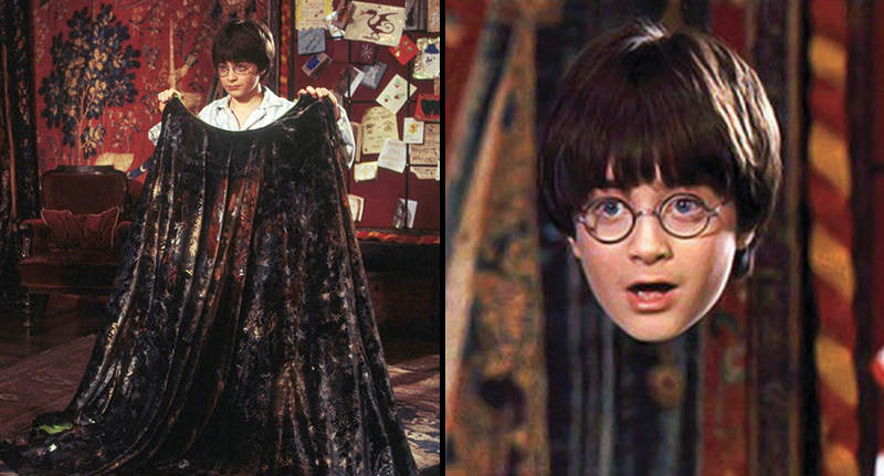 OMG: Harry Potter's Invisibility Cloak Might Soon Become A Reality