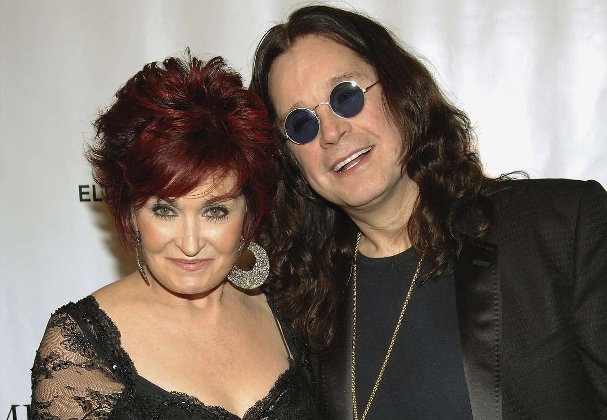 """Sharon Osbourne: """"I Caught Ozzy in Bed with Two of Our Nannies!"""""""