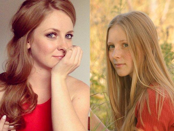 Anneliese Van Der Pol Then And Now