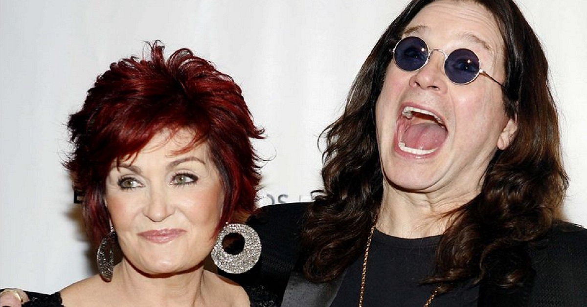 Sharon Osbourne Kicked Ozzy Out After 33 Years Together For Cheating
