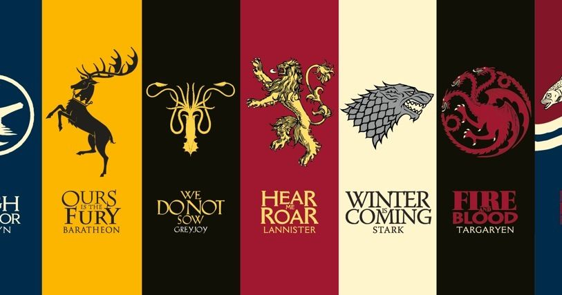 Test yourself which game of thrones house do you belong in solutioingenieria Gallery