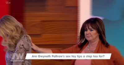 Coleen Nolan Marches Katie Price Off Loose Women Set After Shocking Outburst