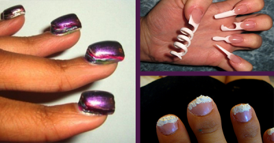 16 Of The Most HORRIFIC Nail Fails You Will Have Ever Seen