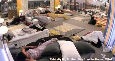 Celebrity Big Brother Is Being Slammed 'Fake' After Showing 'Scripted' Bed Scene
