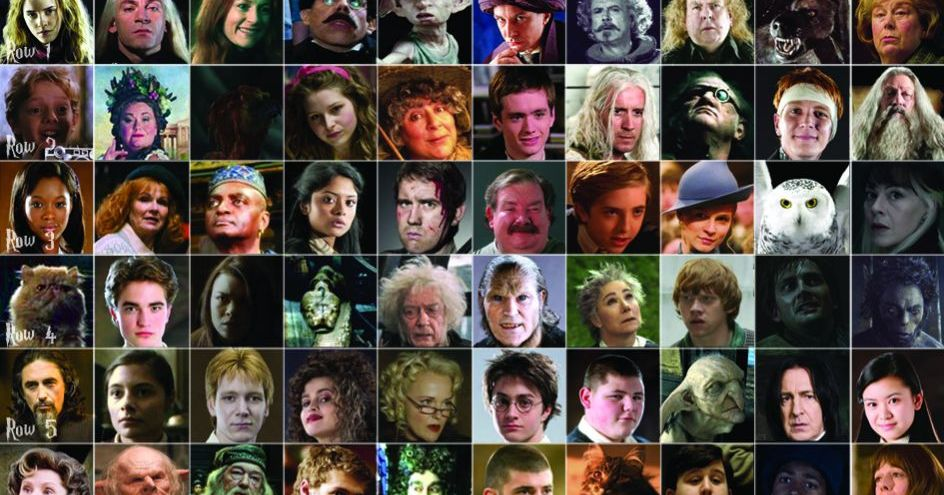 TEST: Can You Name All Of These Harry Potter Characters?