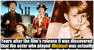 A Spoonful Of 12 Interesting Facts About Mary Poppins