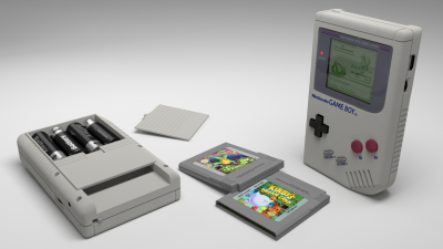 This Guy Is Using His Old Gameboy In A Completely New Way And It's Awesome!