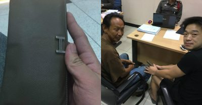 Homeless Man Handed In A Lost Wallet, What Happens Next Will Restore Your Faith In Humanity