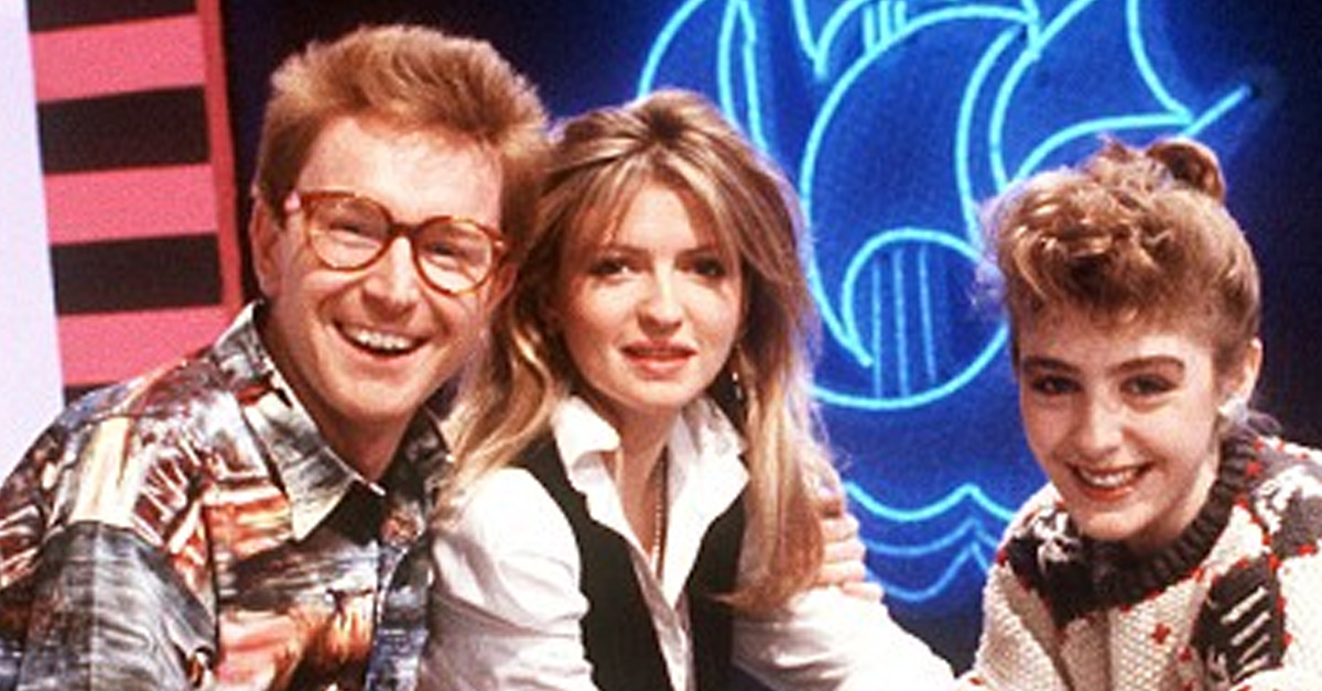 Remember Mark Curry From 80's Blue Peter? Here Is What He And His Co-Presenters Look Like Today