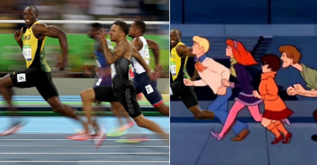 The Usain Bolt Memes Have Started To Spread Across The Web. Some Are Truly Inspired