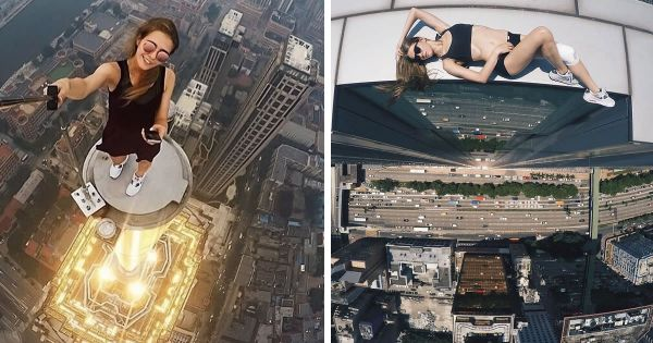 This Girls Selfies Will Make You Want To Hold On Tight