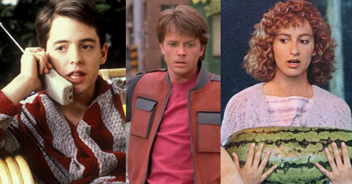 TEST: Which Classic 80s Film Character Are You?