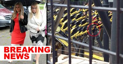 BREAKING: First Footage Released From Alton Towers Smiler Crash