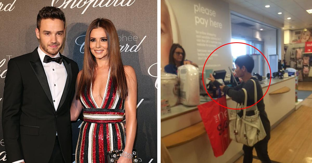 Cheryl's Mum Spotted Shopping In Mothercare Amid Pregnancy Rumours