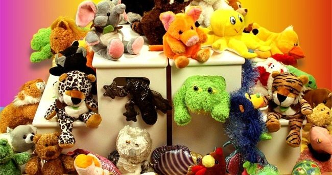 TEST: How Well Do You Remember The Actual Names Of All These Beanie Babies?