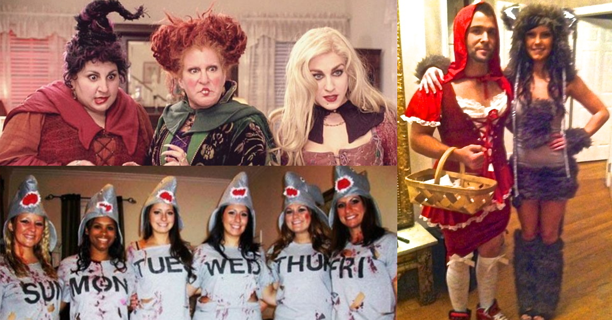 TEST: Which Halloween Costume Should You Wear This Year?