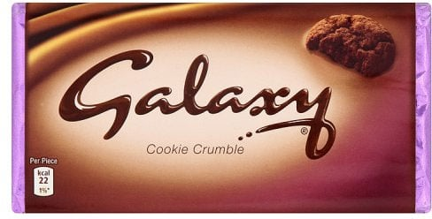 Source: Galaxy Chocolate