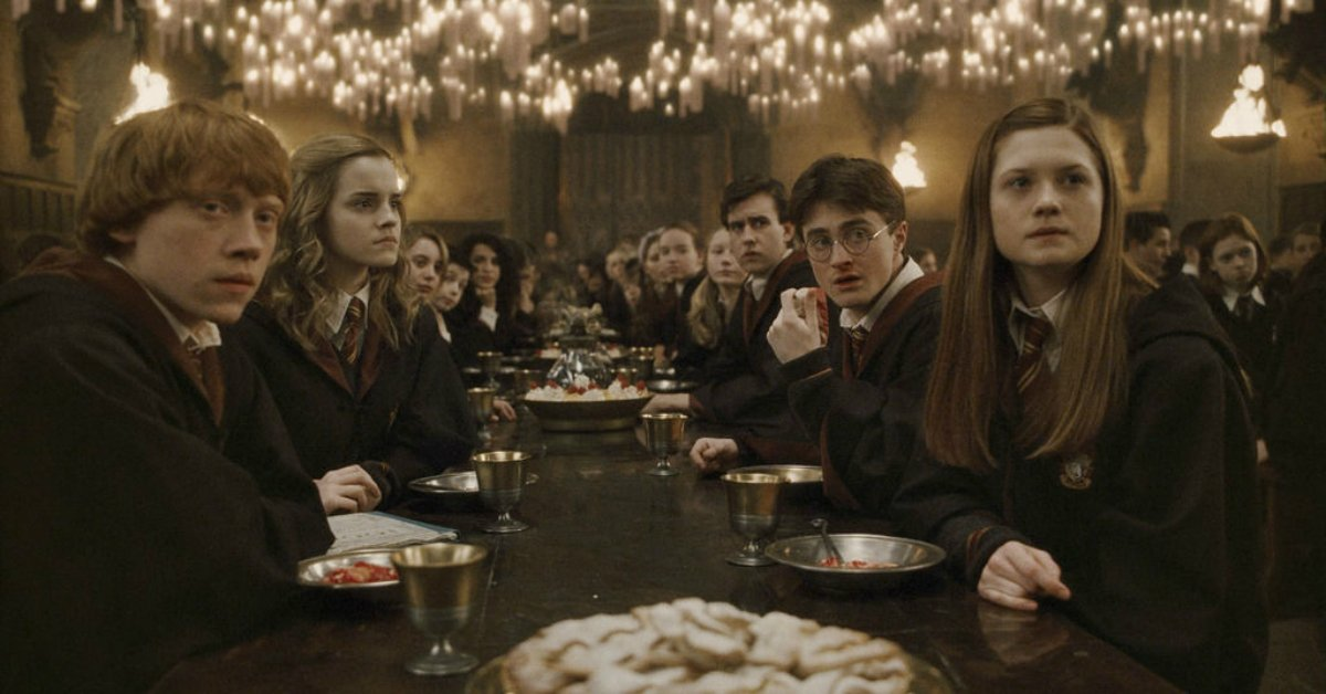 """TEST: Can You Guess the """"Harry Potter"""" Film from These Movie Stills?"""