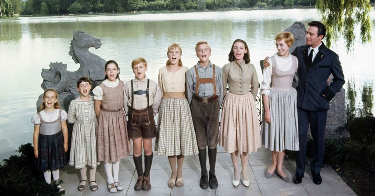 Here's What The Von Trapp Children From Sound Of Music Look Like Now