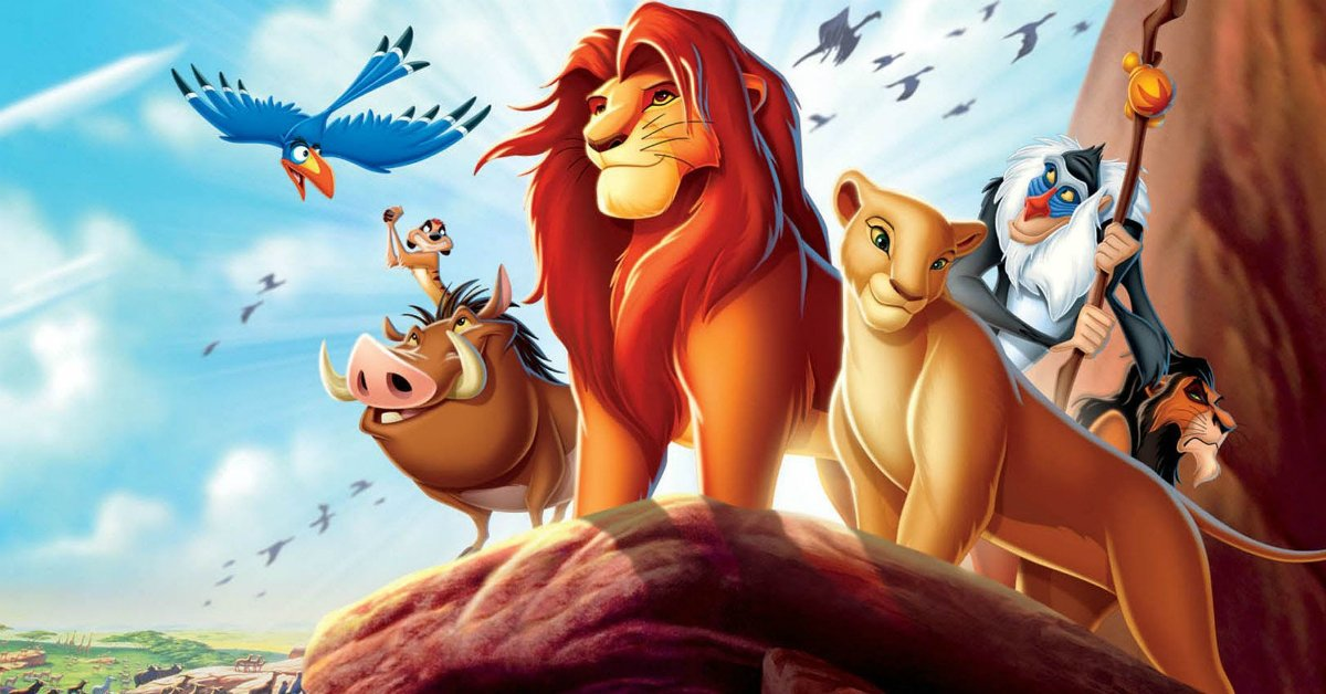 TEST: Do You Remember All Of The Characters From The Lion King?