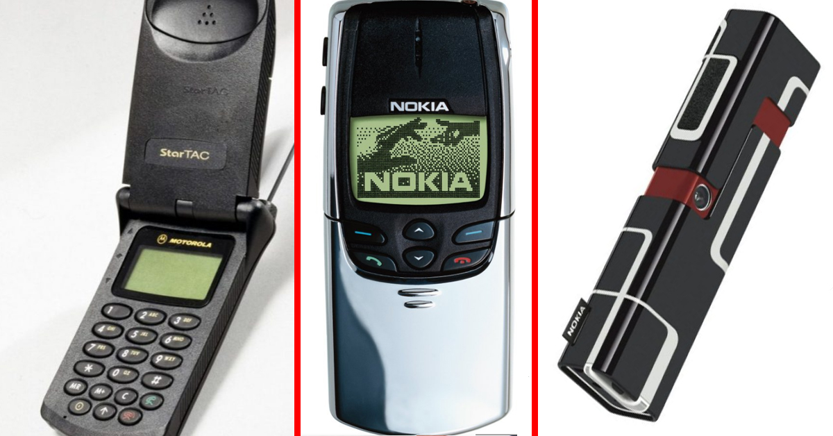 Nine Classic Mobile Phones That Are Raking In Money!