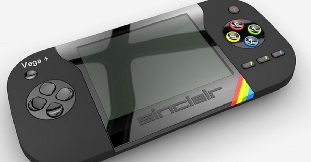Hold It Together, A Portable Version Of The Classic Speccy Computer Is Coming Next Month!