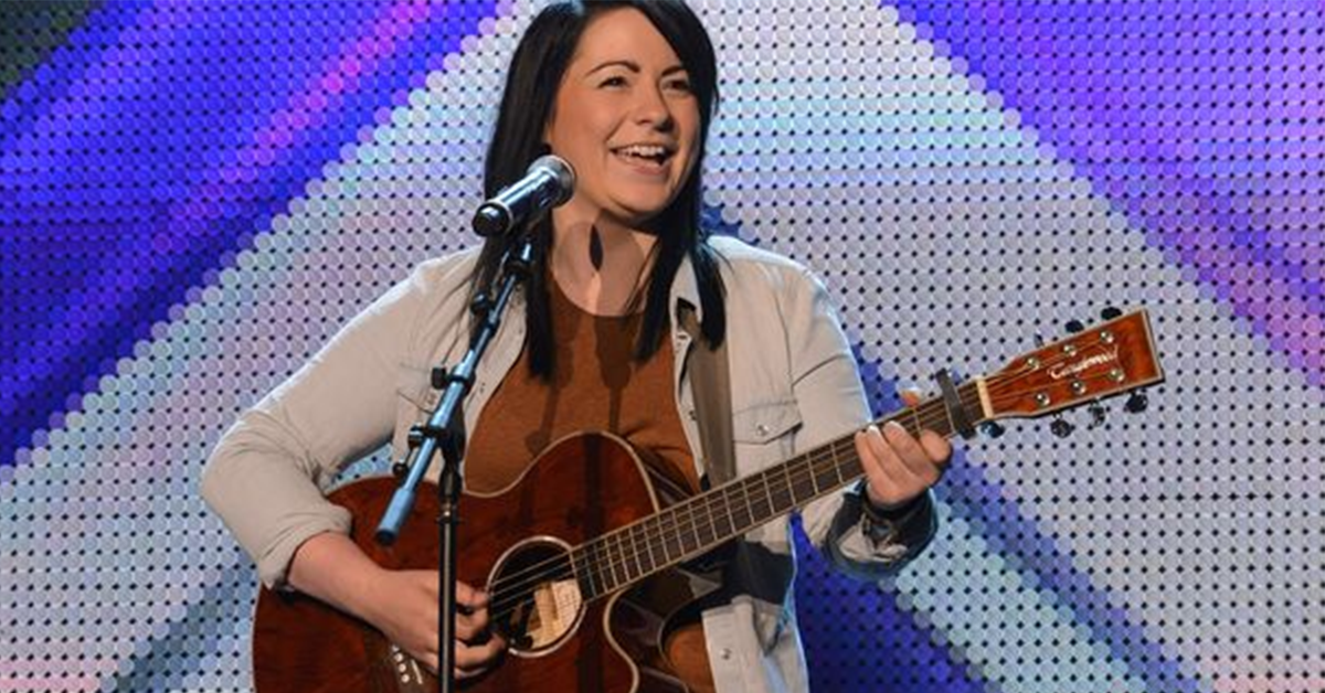 Image result for lucy spraggan x factor