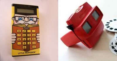 Ten toys that we don't see anymore