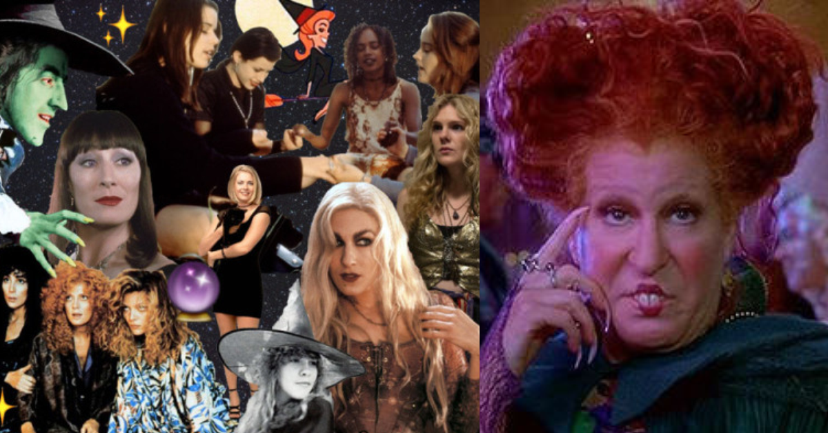 QUIZ: Which Of These Witches Would You Be?