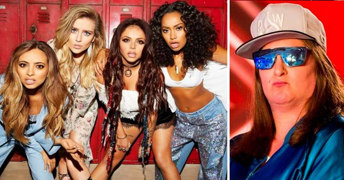 Little Mix Reveal That X Factor's Honey G Is A Fake!