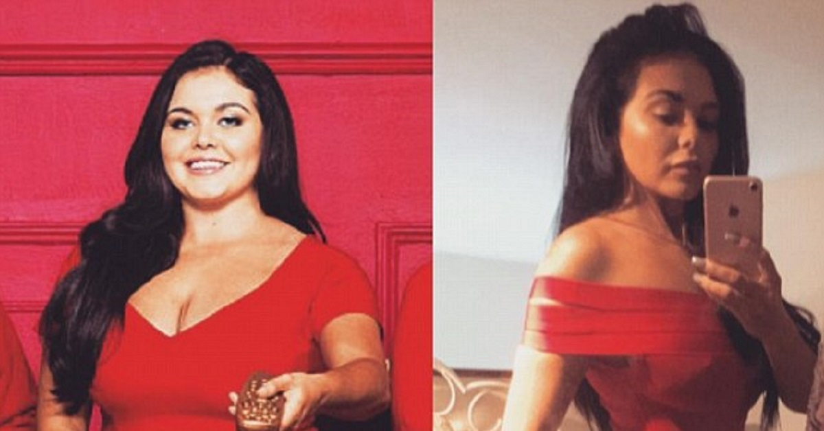 WOW! Gogglebox's Scarlett Moffatt Is Slimmer Than Ever!