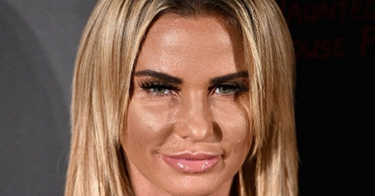 "Katie Price Has Caused Outrage With This ""Disgusting"" Instagram Picture"