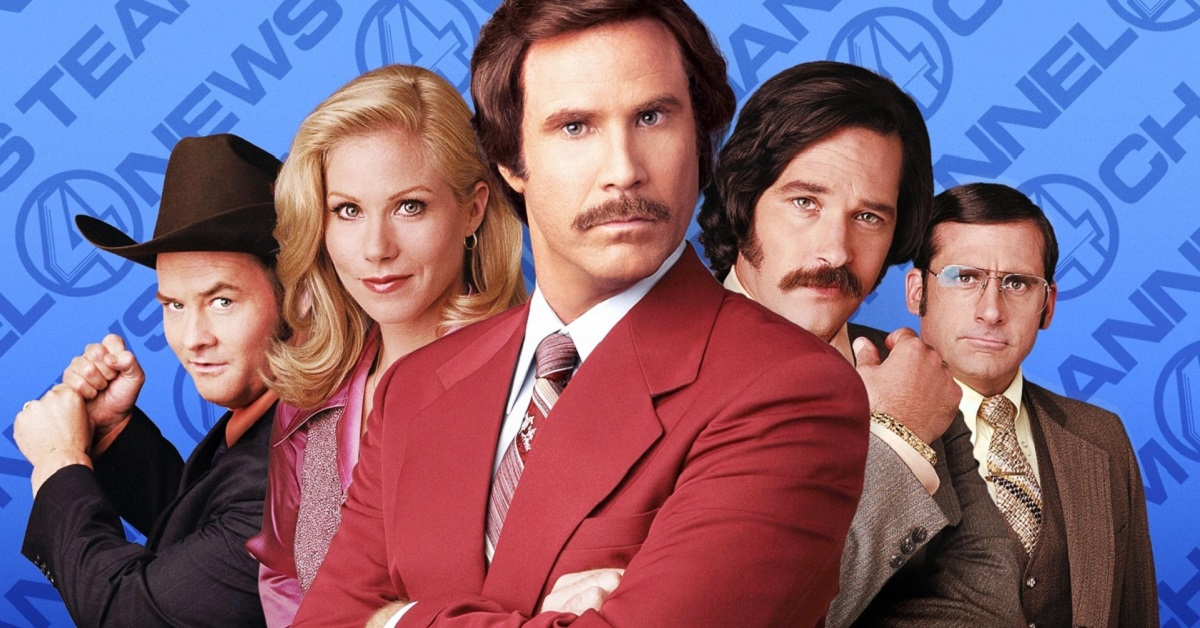 TEST: How Well Do You Remember Anchorman?