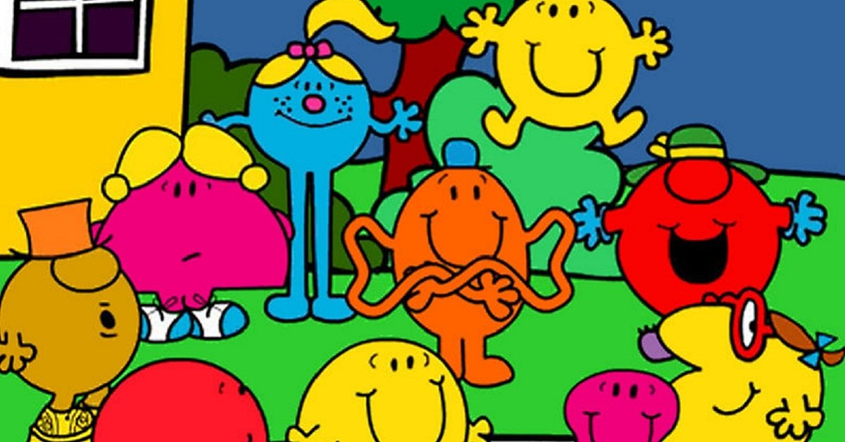 TEST: How Well Do You Remember The Mr. Men?