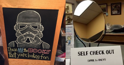 15 Pictures Proving Librarians Are Hilarious!