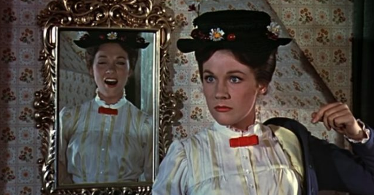 TEST: Which Aspect Of Your Life Do You Need Julie Andrews To Fix For You?