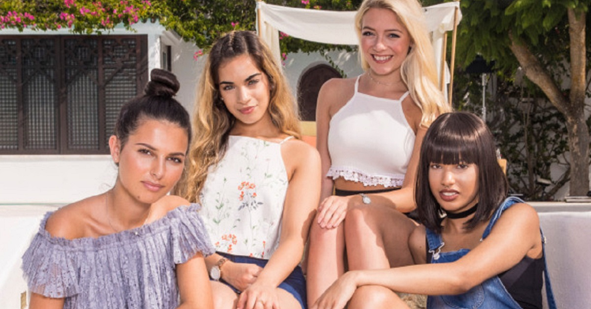 X Factor Contestants Brooks Way Axed And Replaced With Four Of Diamonds!